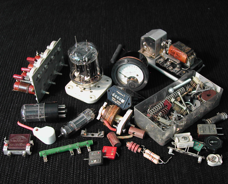 Growing up in Electronics